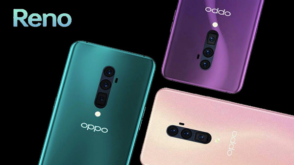 OPPO Reno 10x Zoom Edition