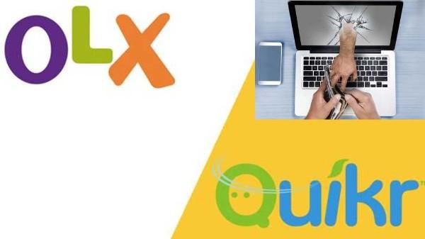 OLX, Quikrలలో మోసం చేయడానికి మోసగాళ్ళు చేసే ప్రయత్నాలు