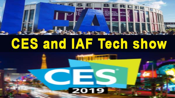 CES AND IAF