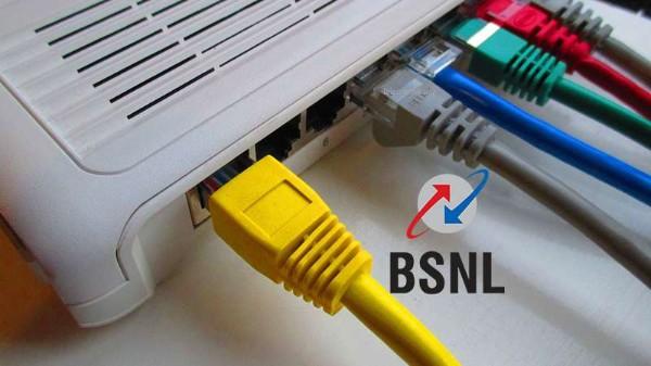 రోజుకు 170GB డేటాను బ్రాడ్బ్యాండ్ ప్లాన్లలో అందించే ఏకైక టెల్కో BSNL