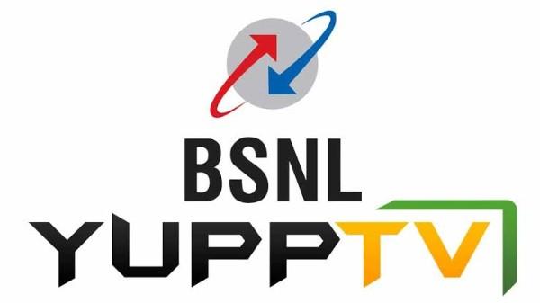 BSNL ట్రిపుల్-ప్లే సర్వీస్ కోసం Yupp టీవీతో ఒప్పందం
