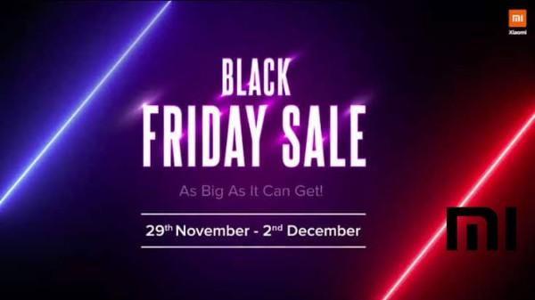 Black Friday Sale 2019: భారీ ఆఫర్లు మరియు డిస్కౌంట్లతో షియోమి ప్రోడక్ట్స్