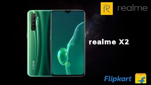 ఓపెన్ సేల్స్ ద్వారా ఫ్లిప్కార్ట్ లో Realme X2 సేల్స్