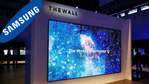 థియేటర్ కంటే ఖరీదైన Samsung Wall TV రిలీజ్... ధర చాలా ఎక్కువ