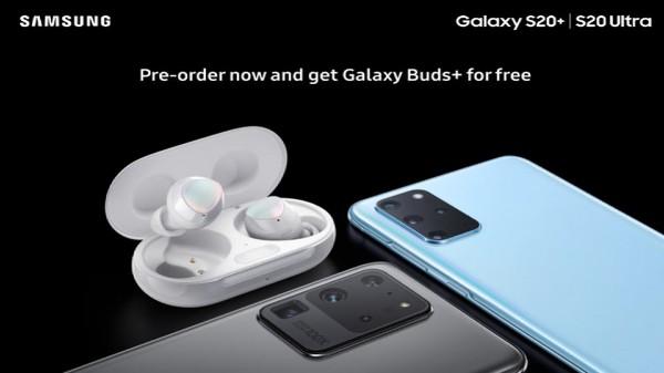 Galaxy S20, S20+, 5G Support ఫోన్లు ఎలా ఉన్నాయో లుక్ వేసుకోండి!!!!