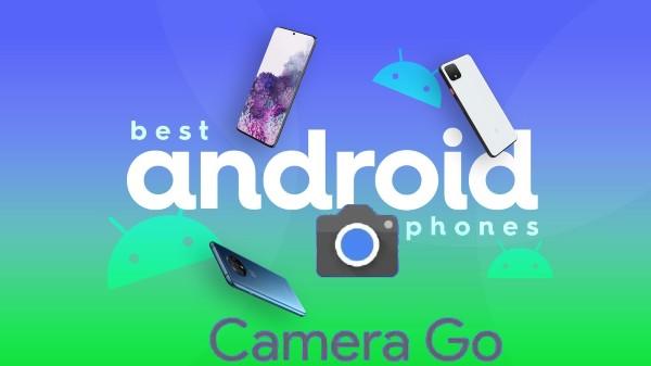 Google Camera Go App ఇప్పుడు బడ్జెట్ ఆండ్రాయిడ్ స్మార్ట్ఫోన్లలో