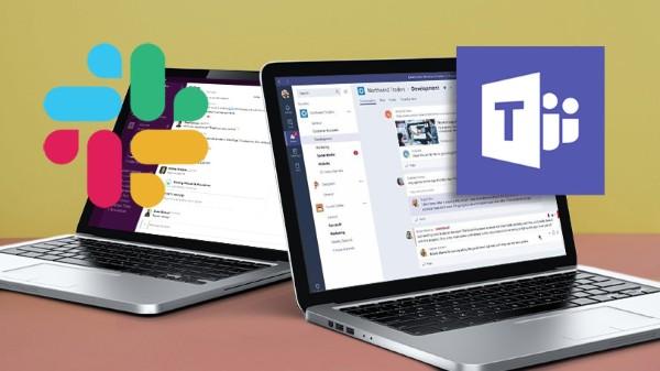 Microsoft Team-Slack ఒకరి ప్లాట్ఫామ్లలో మరొకరికి కాలింగ్లో అనుమతి