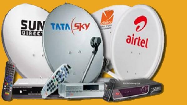 Dish TV,Tata Sky,sun direct లను రీఛార్జ్ చేయడానికి ఇదే సరైన సమయం... ప్లాన్లు ఇవే..
