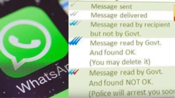 WhatsApp మూడు రెడ్ టిక్ మార్కుల గురించి మీకు తెలియని ఖచ్చితమైన విషయం
