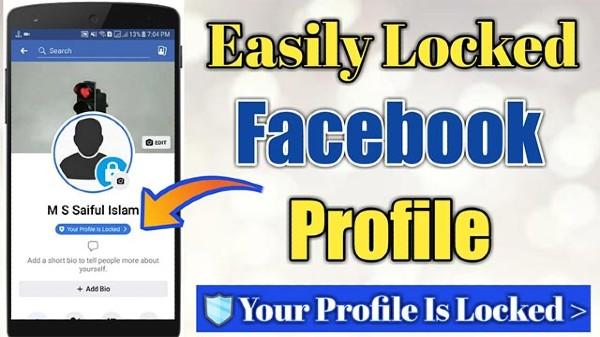 "facebook ""ప్రొఫైల్ లాక్ ఫీచర్"" గురించి ముఖ్యమైన విషయాలు"