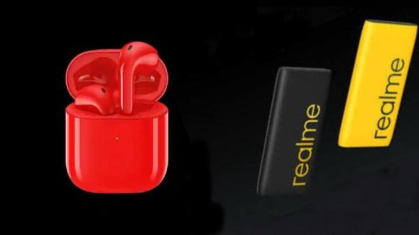 Realme Buds, Powerbank 2 Sale ఈ రోజే!!! డిస్కౌంట్ ధరకే...