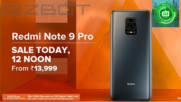 Redmi Note 9 Pro సేల్స్ ప్రారంభం.. అద్భుతమైన డిస్కౌంట్ ఆఫర్స్!!!