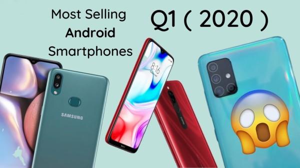 Samsung and Xiaomi:Q1 2020 మిడ్-రేంజ్ స్మార్ట్ఫోన్లలో రికార్డు సేల్స్...