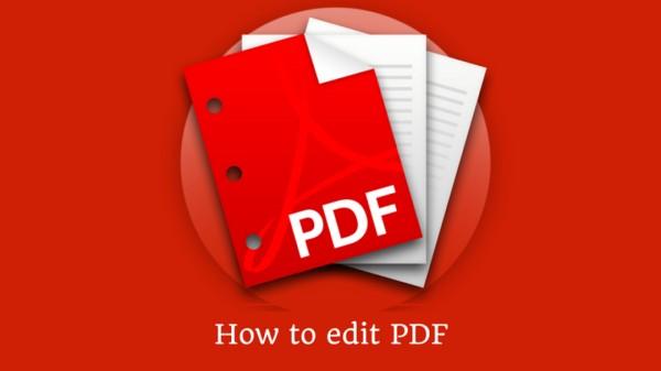 PDF డాక్యుమెంట్ ఫైల్ను సవరించడం ఎలా?