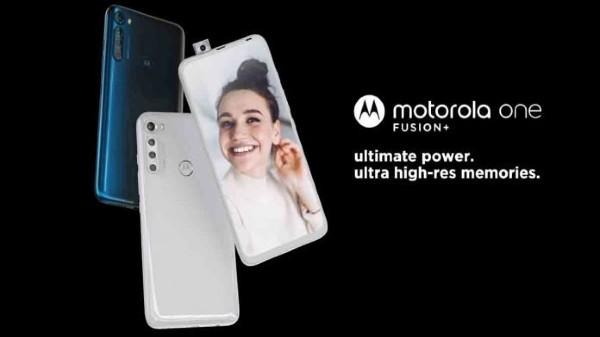 Motorola One Fusion+ Sale అద్బుతమైన క్యాష్ బ్యాక్ ఆఫర్లు!!!