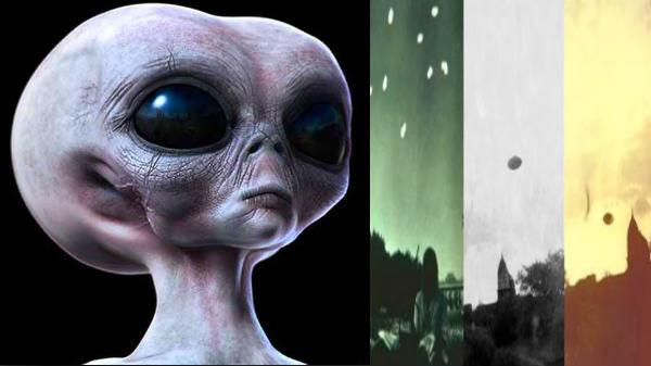 ఆకాశంలో 5 అద్భుత UFO దృశ్యాలు!! అది కూడా ఇండియాలో...