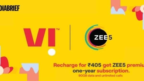 Vodafone Idea(VI) ప్రీపెయిడ్ ప్లాన్లతో ఉచితంగా Zee5 OTT ప్రయోజనాలు...