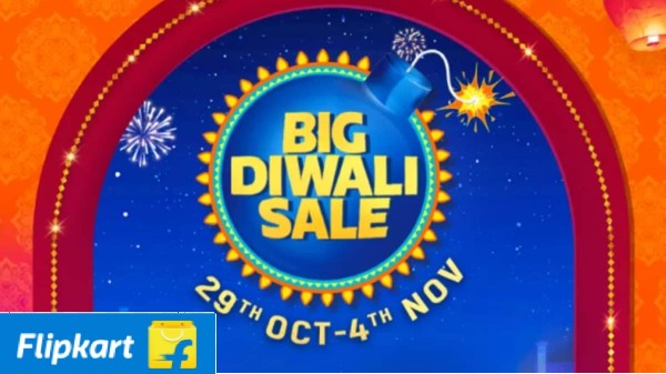 Flipkart Big Diwali Sale: స్మార్ట్ఫోన్లు, టీవీల మీద 80% వరకు డిస్కౌంట్ ఆఫర్స్...