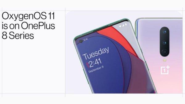 OnePlus 8 సిరీస్ స్మార్ట్ఫోన్లకు ఆక్సిజన్ OS11 అప్డేట్!!కొత్త ఫీచర్స్ బ్రహ్మాండం...
