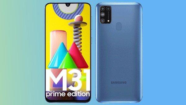 Rs.1,000 క్యాష్బ్యాక్ ఆఫర్లతో మొదటి అమ్మకానికి Samsung Galaxy M31 Prime