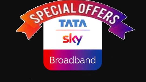 Tata Sky బ్రాడ్బ్యాండ్ లాంగ్-టర్మ్ ప్లాన్ల మీద ఊహించని డిస్కౌంట్ ఆఫర్స్...
