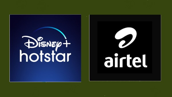 Also read: Disney+ Hotstar VIPను ఉచితంగా అందిస్తున్న Airtel ప్లాన్లు ఇవే.....