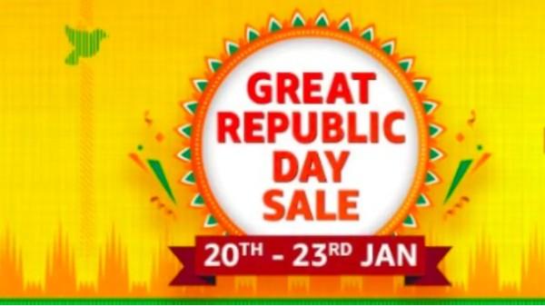 Amazon Great Republic Day Saleలో ఈ ఫోన్ల మీద ఆఫర్లే ఆఫర్లు...