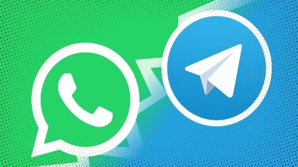 Telegram హిట్ - వాట్సాప్ ఫట్!! 2రోజులలో 25 మిలియన్ల డౌన్లోడ్లు..