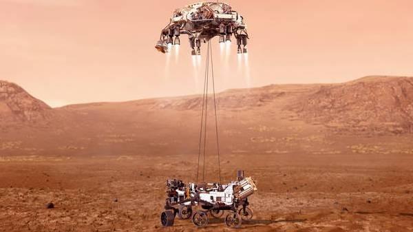 NASA మార్స్రోవర్ల్యాండింగ్..!సంచలన విషయాలు వెలుగులోకి.