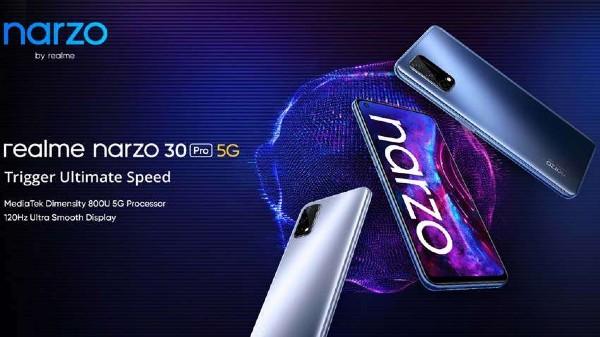 Realme Narzo 30 Series కొత్త ఫోన్ల ఫీచర్స్, ధరల మీద ఓ లుక్ వేయండి...