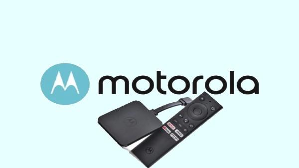 Motorola కొత్త 4K ఆండ్రాయిడ్ టీవీ స్టిక్ లాంచ్!! సరసమైన ధరలోనే...