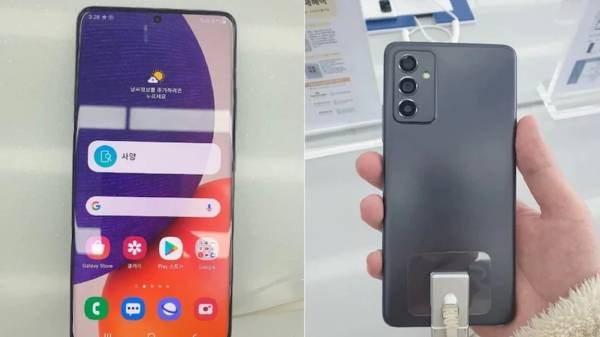 Samsung నుంచి కొత్త ఫోన్ Galaxy A82 5G !లీక్ అయిన వివరాలు ఇవే !
