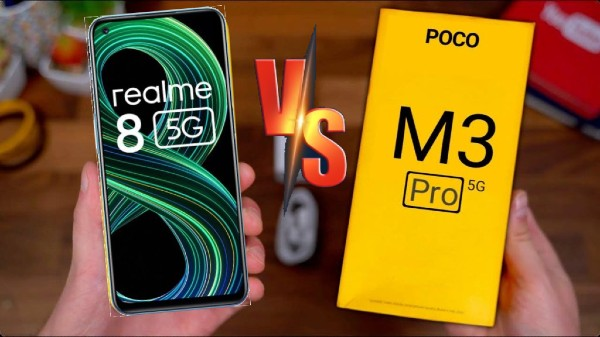 Poco M3 Pro 5G vs Realme 8 5G: కొనుగోలుకు ఇందులో ఏది మెరుగ్గా ఉంది...