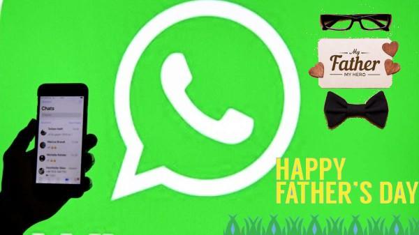 Father's Day 2021 Wishes: వాట్సాప్ ద్వారా ఫాదర్స్ డే శుభాకాంక్షలు ఎలా & ఎన్ని విధాలుగా పంపవచ్చో తెలుసా??
