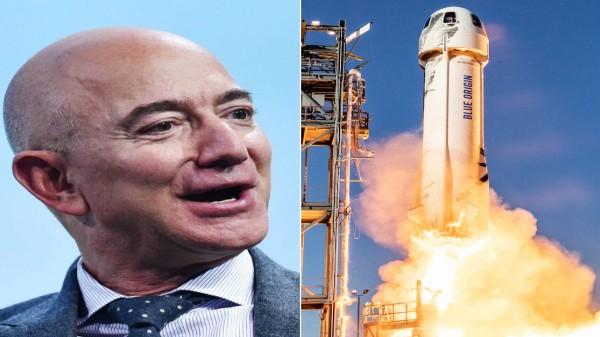Amazon CEO 'జెఫ్ బెజోస్' అంతరిక్ష ప్రయాణ రాకెట్ లాంచ్ లైవ్ చూడడం ఎలా?