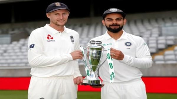 ఇండియా vs ఇంగ్లాండ్: మొదటి టెస్ట్ మ్యాచ్ లైవ్ చూడడం ఎలా?