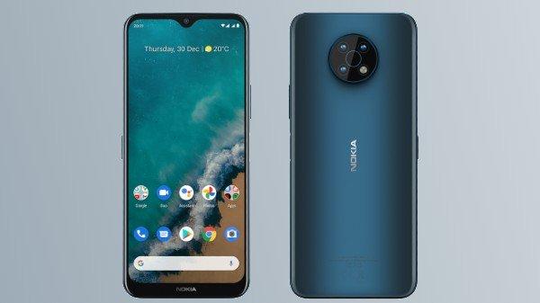 Nokia నుంచి కొత్త ఫోన్ Nokia G50 5G లాంచ్ అయింది ! ధర ,ఫీచర్లు చూడండి