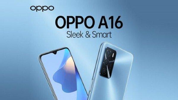 Oppo A16 స్మార్ట్ ఫోన్ లాంచ్ అయింది ! సేల్ ఈ రోజే , హైలైట్ ఫీచర్లు చూడండి.