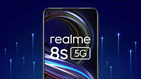 Realme 8s 5G స్మార్ట్ ఫోన్ మొదటి సేల్ ఈ రోజే ! ధర ,ఫీచర్ లు చూడండి
