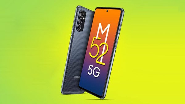Samsung Galaxy M52 5G ఇండియా లాంచ్ తేదీ వచ్చేసింది ! ధర, ఫీచర్లు చూడండి.