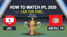 IPL 2020 క్రికెట్ మ్యాచ్లను ఆన్లైన్లో లైవ్ స్ట్రీమింగ్ పద్ధతిలో చూడడం ఎలా?