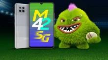Samsung Galaxy M42 5G బడ్జెట్ స్మార్ట్ఫోన్ లాంచ్ త్వరలోనే!ఫీచర్స్ ఇవే