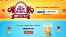 Amazon Great Indian Festival సేల్ డేట్ వచ్చేసింది!డిస్కౌంట్ ఆఫర్లు