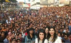 ప్రపంచపు అతిపెద్ద సెల్ఫీ@బంగ్లాదేశ్