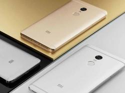 Redmi Note 4 బుకింగ్స్ ప్రారంభం