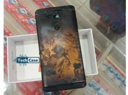 చేతిలో పేలిపోయిన Redmi Note 4 (వైరల్ వీడియో)