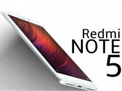 షాకిస్తున్న Redmi Note 5 ఫీచర్లు