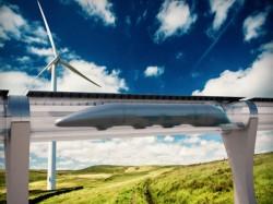 అమరావతి - విజయవాడ మధ్య Hyperloop, ప్రయాణ సమయం 5 నిమిషాలే