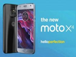 Moto X4 లాంచ్ అయ్యింది, ప్రత్యేకతలివే