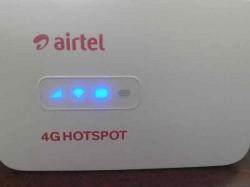 Airtel 4G Hotspot ధర తగ్గింది